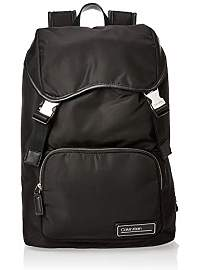 Product image: Calvin Klein Mens Primary Backpack W Flap Shoulder